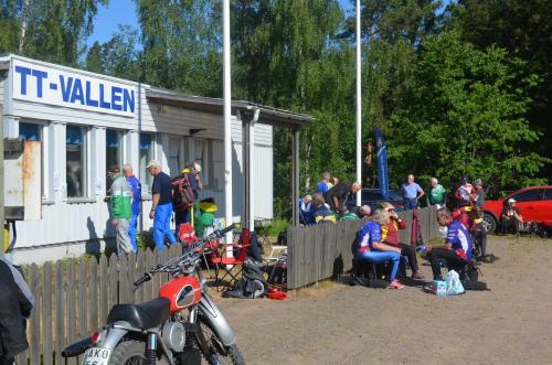 TT-vallen Ormaryd samlingsplats för vårens sista deltävling